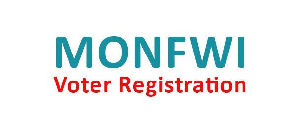 Monfwi Voter Registration