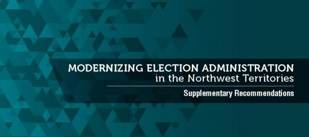 CEO Report on 2015 Election: Supplementary Recommendations
